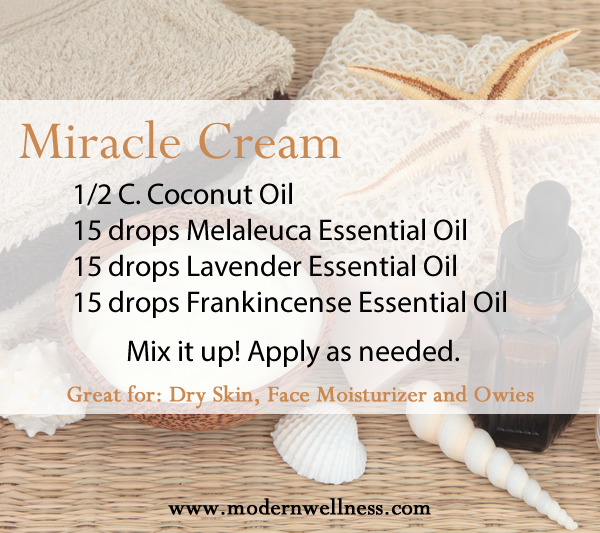 The Miracle Cream
