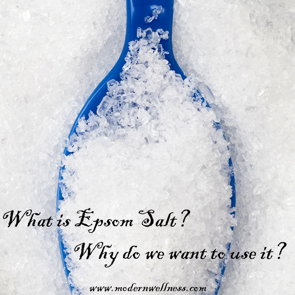 what-is-epsom-salt