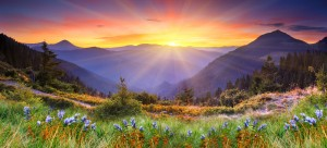 bigstock-Majestic-sunset-in-the-mountai-26906435