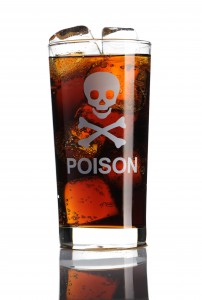 bigstock-Glass-with-cola-and-Poison-s-14780372