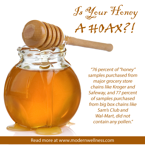 is your honey a hoax