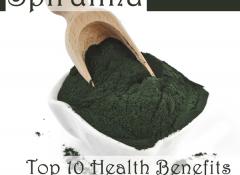 Top 10 Health Benefits of Spirulina
