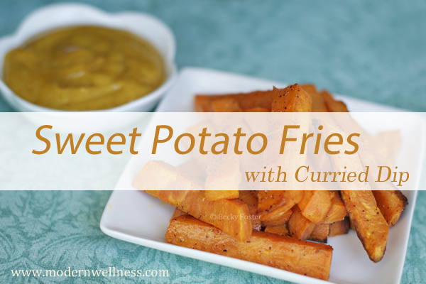 Curried Sweet Potato Chips Recipe — Dishmaps