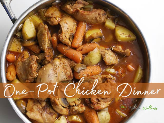 One-Pot Chicken Dinner