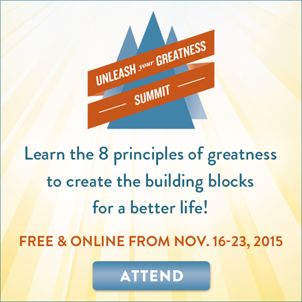 Unleash Your Greatness Summit