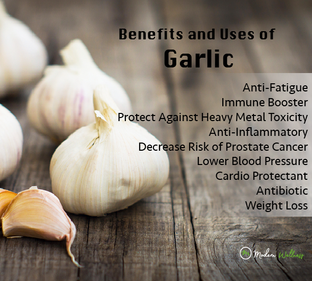 12 Health Benefits Of Garlic