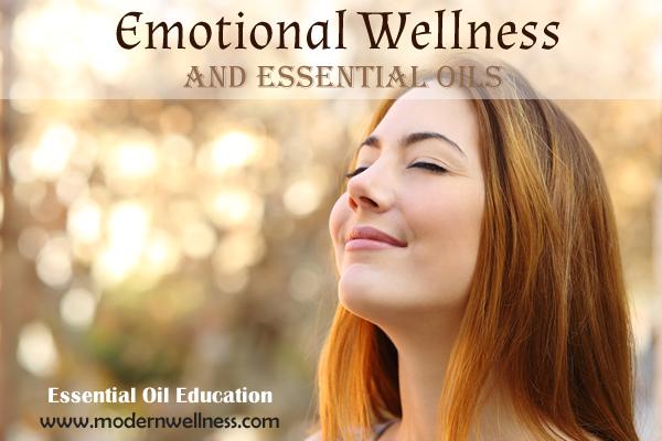Emotional Wellness & Essential Oils
