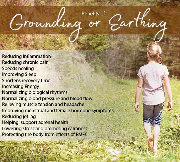 The Benefits of Grounding or Earthing