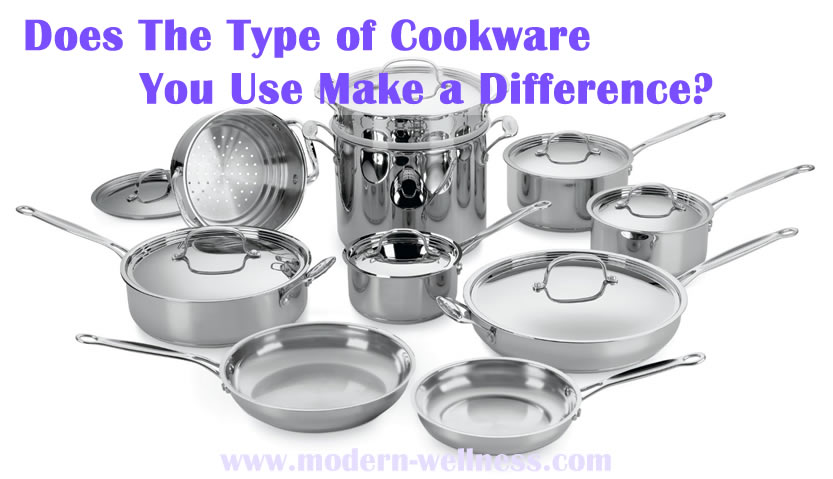 Cookware… Does It Make A Difference?