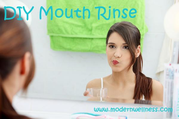 DIY Mouth Rinse