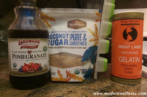 Homemade-Fruit-Snacks-Ingredients