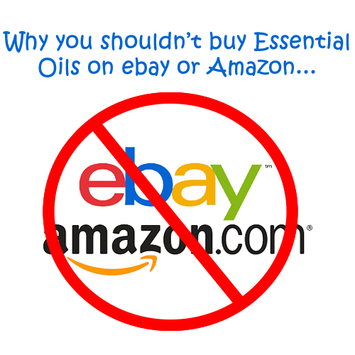 Why you shouldn't buy essential oils on Amazon or eBay
