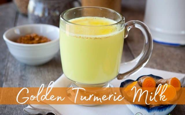 Golden Milk (Turmeric Milk)