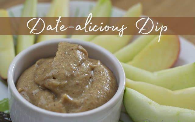 Date-alicious Dip