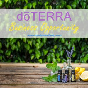 doTERRA Essential Oil Business Opportunity
