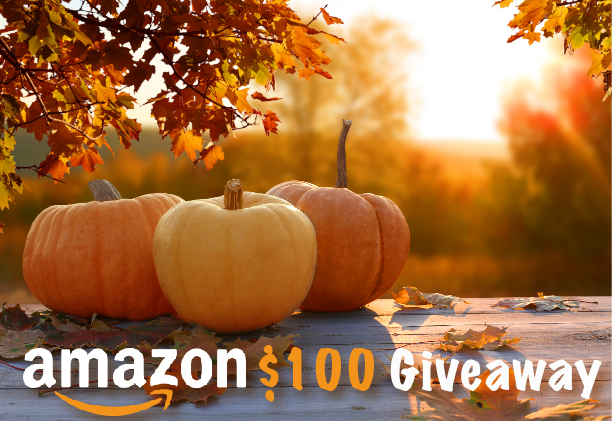 $100 Amazon Giveaway & dōTERRA Thanksgiving Week BOGO's